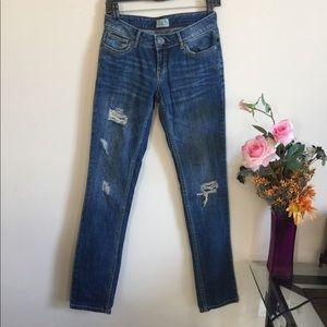 Aeropostale jeans! Size-1/2 Regular